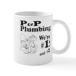 P P Plumbing Mug