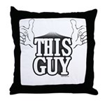 This Guy Throw Pillow