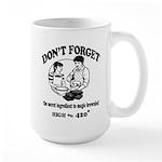 Secret Ingredient Large Mug