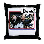 Byah Throw Pillow