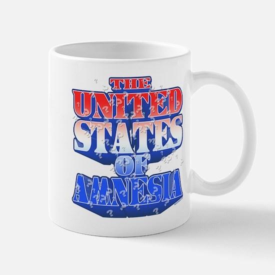 US of Amnesia Mug