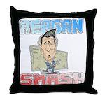 Reagan Smash Throw Pillow