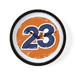 23 Logo Wall Clock
