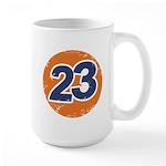 23 Logo Large Mug