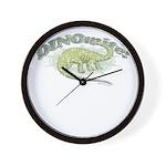 DINOmite Wall Clock