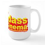 Badass Cinema Large Mug