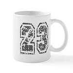 Number 23 Mug