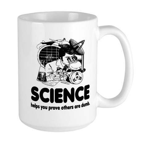 Science Large Mug