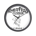 Surfish Board Co Wall Clock