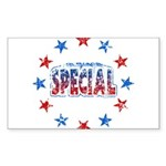 Special Sticker (Rectangle)