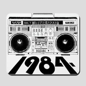 1984 BoomBox Mousepad