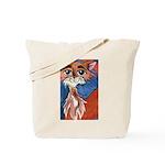 Cayenne Cat Tote Bag