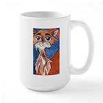 Cayenne Cat Large Mug