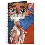 Cayenne Cat Journal