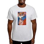 Cayenne Cat Ash Grey T-Shirt