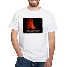Hawaii Volcanoes National Park White T-Shirt
