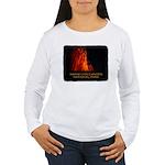 Hawaii Volcanoe NP Women's Long Sleeve T-Shirt