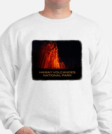 Hawaii Volcanoes National Park Sweatshirt
