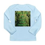 Get ECO Green Long Sleeve Infant T-Shirt