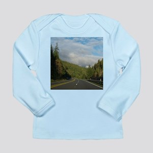 Wish You Were Here Long Sleeve Infant T-Shirt