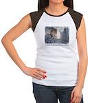 Yosemite National Park Women's Cap Sleeve T-Shirt