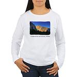 Yosemite National Park Women's Long Sleeve T-Shirt