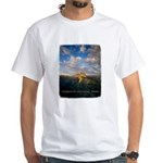 Yosemite National Park White T-Shirt