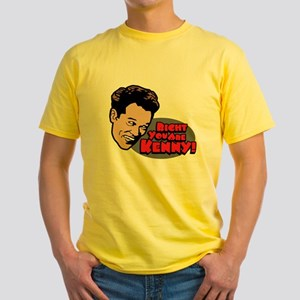 Kenny Yellow T-Shirt