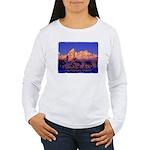 Grand Teton NP Women's Long Sleeve T-Shirt