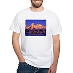 Grand Teton National Park White T-Shirt