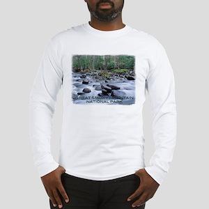 Smoky Mountains National Park Long Sleeve T-Shirt