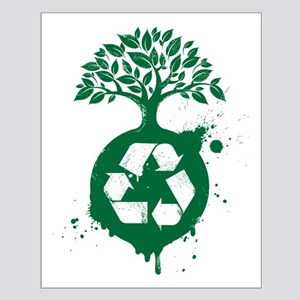 Recycle Small Poster