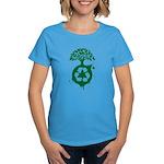 Recycle Women's Dark T-Shirt