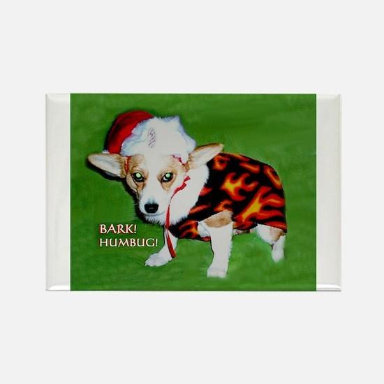 Dott Bark Humbug Rectangle Magnet