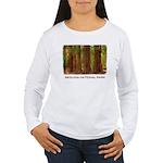 Sequoia National Park Women's Long Sleeve T-Shirt