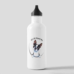 Boston Terrier IAAM Stainless Water Bottle 1.0L