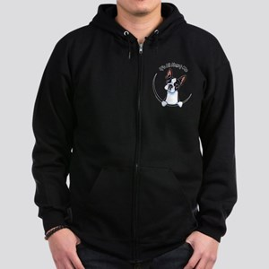 Boston IAAM Xpress Zip Hoodie (dark)