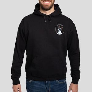 Funny Pocket Boston Hoodie (dark)