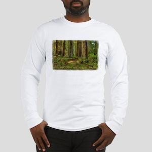 Redwood National Park Long Sleeve T-Shirt