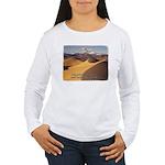 Death Valley NP Women's Long Sleeve T-Shirt