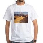 Death Valley National Park White T-Shirt