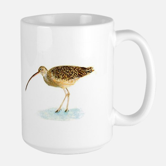 Long-billed Curlew Large Mug