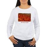 Bryce Canyon NP Women's Long Sleeve T-Shirt