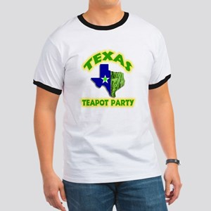 Texas Teapot Party Ringer T