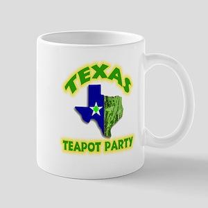 Texas Teapot Party Mug