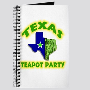 Texas Teapot Party Journal