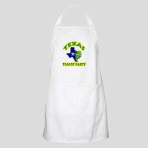 Texas Teapot Party Apron