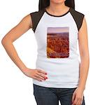 Bryce Canyon NP Women's Cap Sleeve T-Shirt