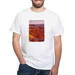 Bryce Canyon National Park White T-Shirt