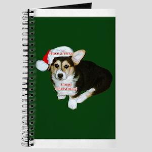 Have a Very Corgi Christmas Journal